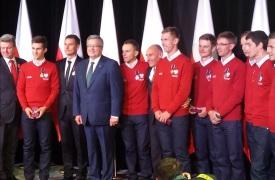Reprezentacja Polski 2014