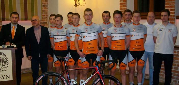 Krismar Big Silvant Team zaprezentowany!