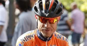 Damiano Cunego złamał obojczyk