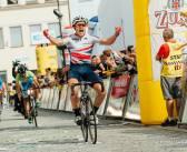 Brytyjczyk Cullaigh wygrywa pierwszy etap Wyścigu Pokoju orlików, Stosz jedenasty