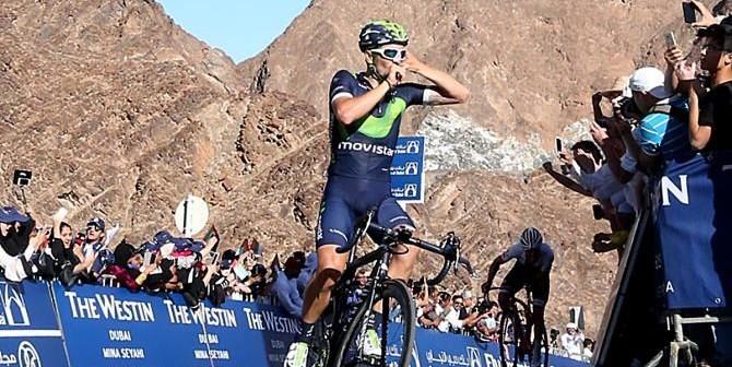 Juan Jose Lobato zwycięzcą najtrudniejszego etapu Dubai Tour 2016