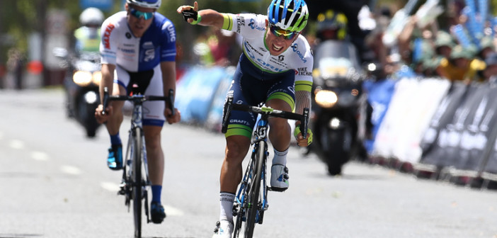 Caleb Ewan wygrywa drugi etap Herald Sun Tour!