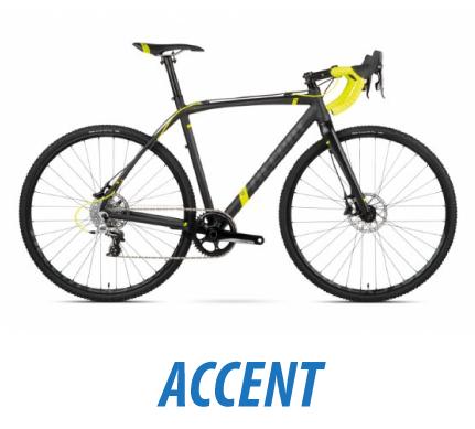Rowery przełajowe Accent
