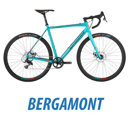 Rowery przełajowe Bergamont
