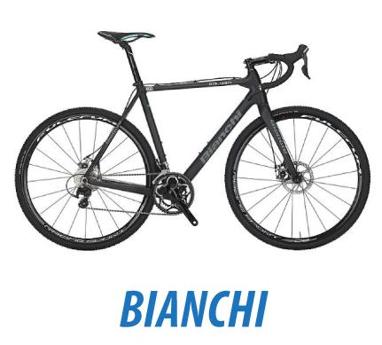 Rowery przełajowe Bianchi