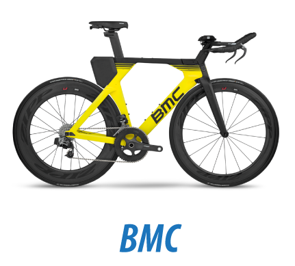 Rowery czasowe BMC