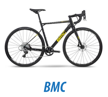 Rowery przełajowe BMC