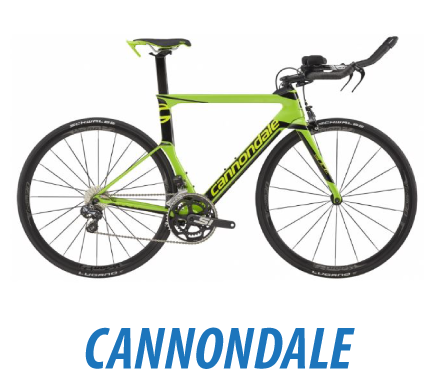 Rowery czasowe Cannondale