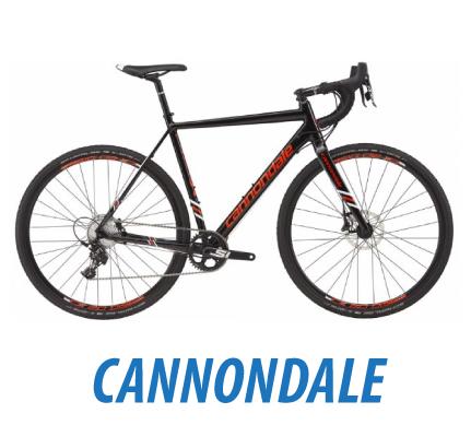 Rowery przełajowe Cannondale