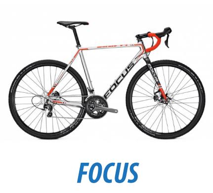 Rowery przełajowe Focus