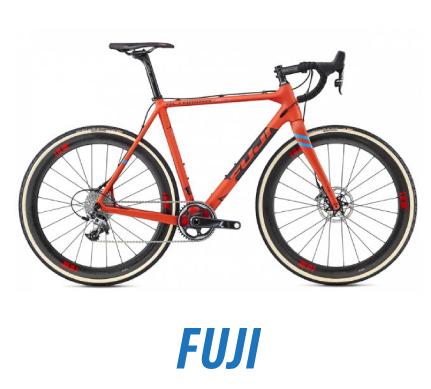 Rowery przełajowe Fuji