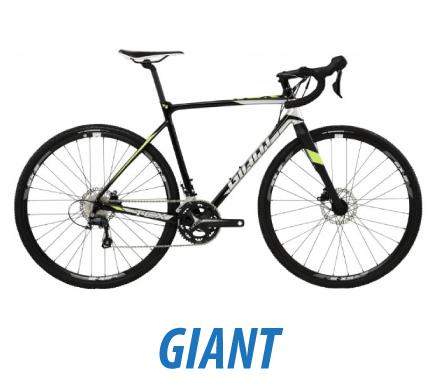 Rowery przełajowe Giant