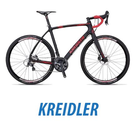 Rowery przełajowe Kreidler