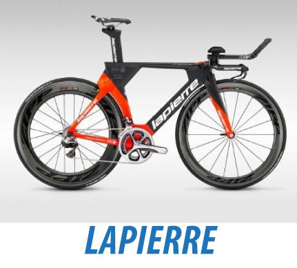 Rowery czasowe Lapierre