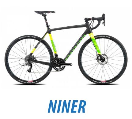 Rowery przełajowe Niner