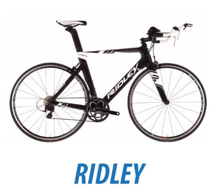 Rowery czasowe Ridley