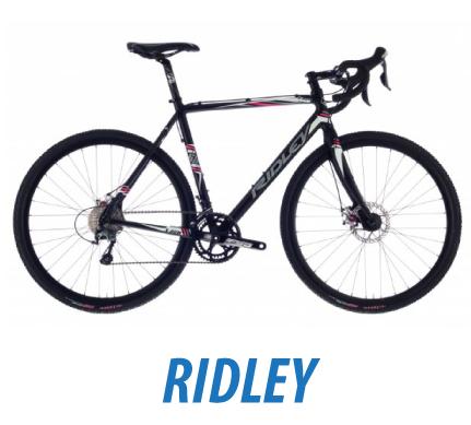 Rowery przełajowe Ridley