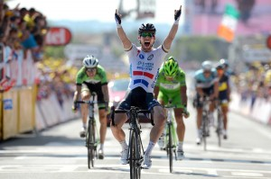 Cycling : 100th Tour de France 2013 / Stage 13