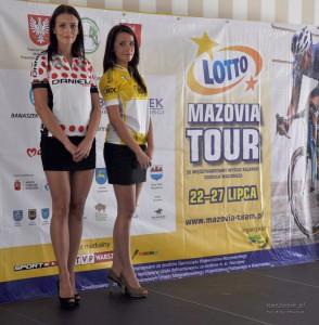 Prezentacja wyścigu Lotto Mazovia Tour 2013
