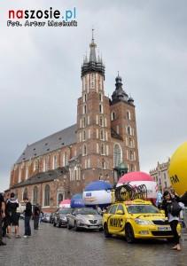 Tour de Pologne - Kraków