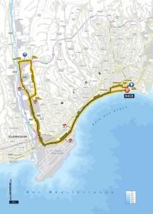 mapa 4. etap TdF