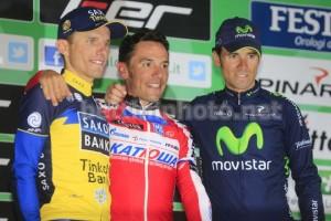 Rafał Majka Alejandro Valverde