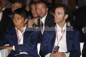 Nairo Quintana Alejandro Valverde