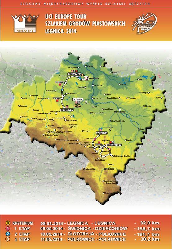 grody mapa