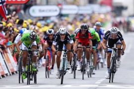 Cycling: 101th Tour de France / Stage 7