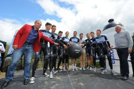 Cycling: 101th Tour de France / OPQS Press Conference