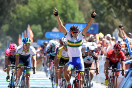 Tour Down Under - Stage 4