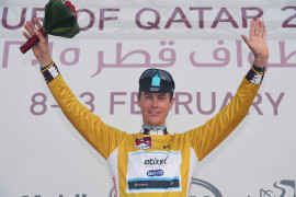 Cycling: 14th Tour of Qatar 2015 / Stage 3