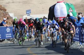 Dubai Tour 2015: Terza tappa gara
