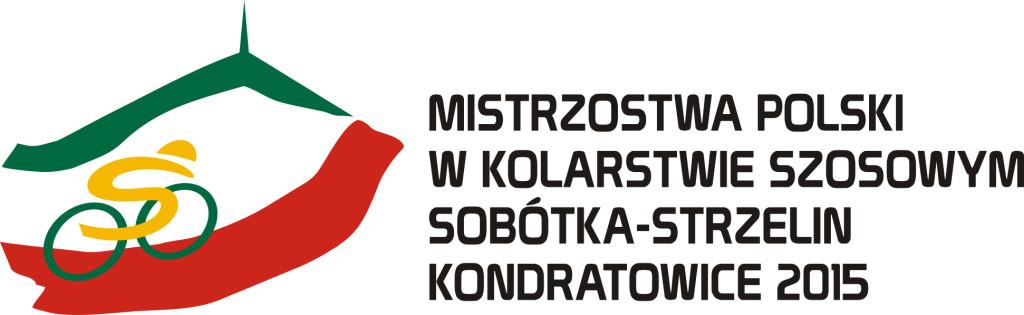 logo-MistrzostwaPolski w kolarstwie szosowym 2015
