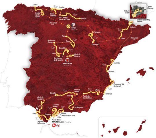 mapa vuelta 2015