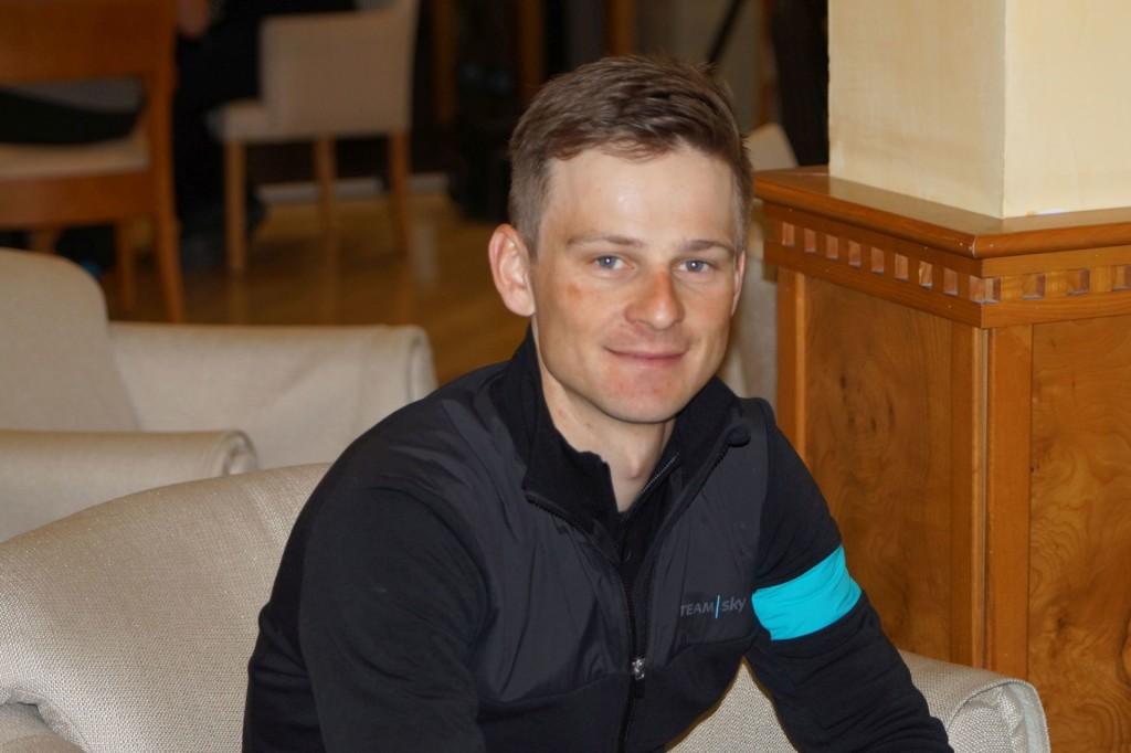 Michał Gołaś (Team Sky.)
