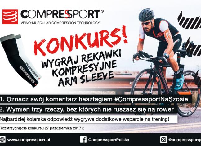 df86ad92e Konkurs: Compressport sprawdzi się na szosie!
