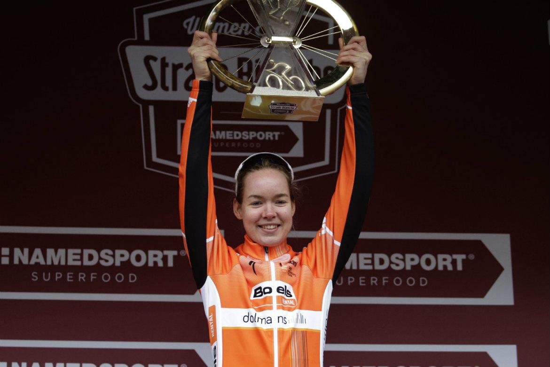 71bf3538e74543 Anna van der Breggen broni tytułu w Strade Bianche | Kolarstwo ...