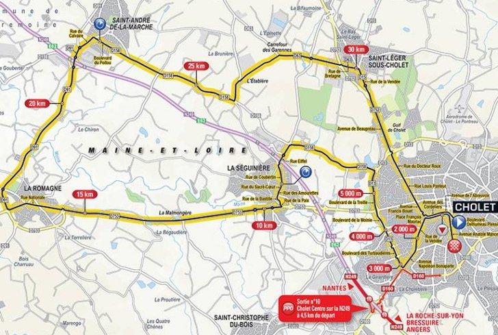 Gra na remis – zapowiedź 3 etapu Tour de France 2018