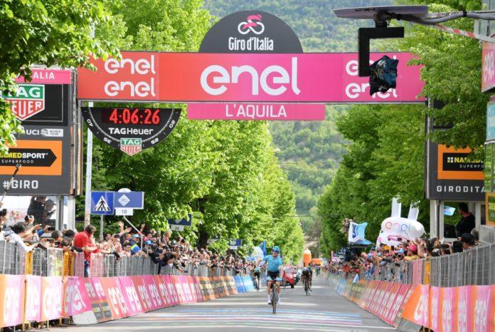 8096166c8c2f29 Vuelta Aragon 2019: Jules najlepszy na pierwszym etapie - Part 21