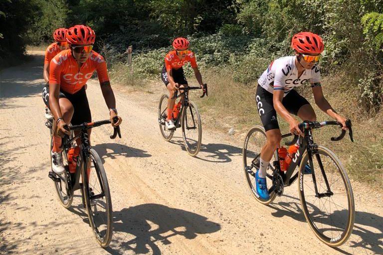 Ashleigh Moolman w ostatniej chwili musiała zrezygnować z występu w Strade Bianche | Kolarstwo szosowe, Tour de France, Tour de Pologne - naszosie.pl