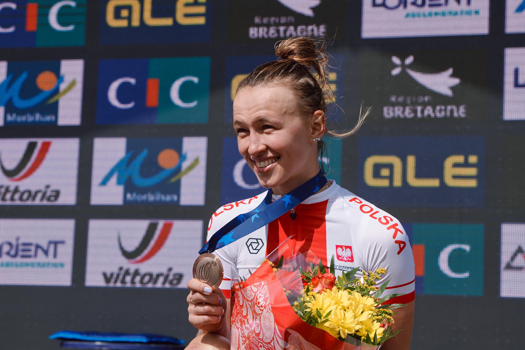 """Katarzyna Niewiadoma: """"Moim marzeniem jest wejść na podium. To byłby wynik mojego życia."""""""