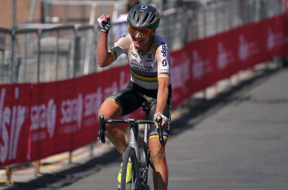Strade Bianche kobiet 2020: Annemiek Van Vleuten potwierdza klasę mistrzyni świata! | Kolarstwo szosowe, Tour de France, Tour de Pologne - naszosie.pl